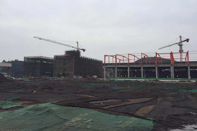 宜賓傳化公路港二期項目施工總承包工程